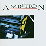 Album cover for Ambition
