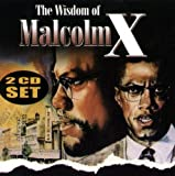 Capa de The Wisdom of Malcolm X