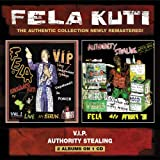 Album cover for VIP/Authority Stealing