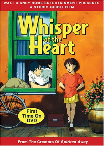 Whisper of the Heart / Mimi o Sumaseba / 1995 / Japonya / Online Anime Film �zle / T�rk�e Dublaj