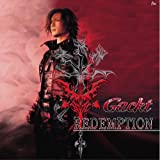Album cover for REDEMPTION(通常盤)