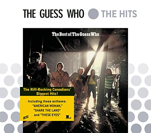 The Guess Who - The Very Best Of The Guess Who - Zortam Music