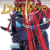 album art to Everything Is Possible: The Very Best of Living Colour