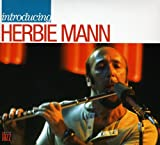 Album cover for Introducing Herbie Mann