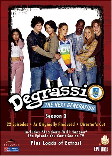 Degrassi: The Next Generation Season 3 movie
