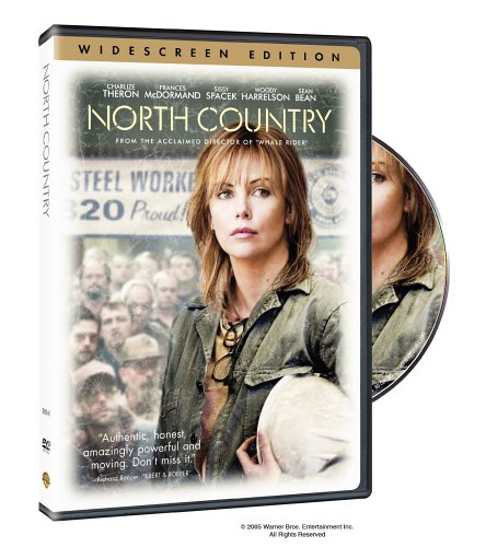 North Country  DVD