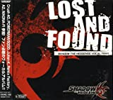 Copertina di album per LOST AND FOUND~SHADOW THE HEDGEHOG VOCAL TRAX~