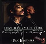 >Layzie Bone & Young Noble - Man Up