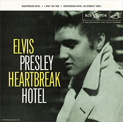 Heartbreak Hotel [CD Single]