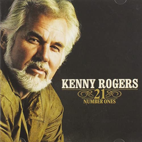 KENNY ROGERS - 21 Number Ones-Standard Versio - Zortam Music