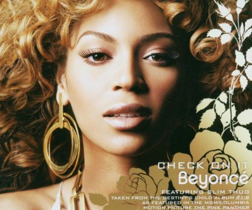 Beyonce - Check On It (Maxi-Single) - Zortam Music