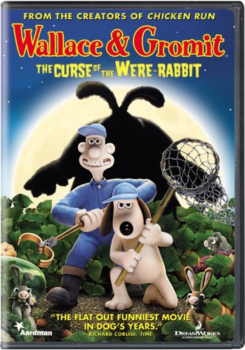 Wallace & Gromit: Curse of the Were-Rabbit DVD