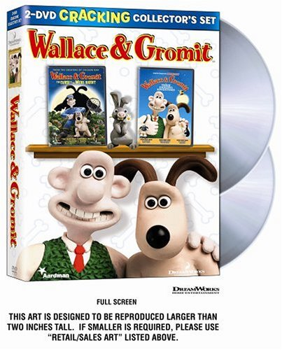 Wallace & Gromit 2 Dvd Cracking Collector's Set DVD