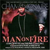 Copertina di album per Man On Fire