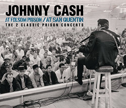 Johnny Cash - At Folsom Prison & San Quenti - Zortam Music
