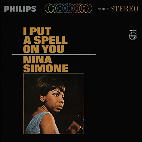 CD-Cover: Nina Simone - I Put a Spell on You