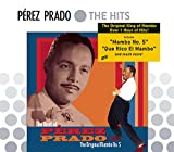 Capa do álbum The Best of Pérez Prado: The Original Mambo No. 5