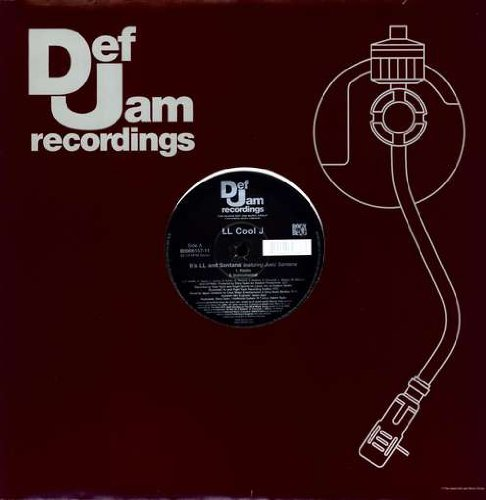 It's LL Cool J and Santana/What You Want [Single]