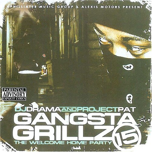 Gangsta Grillz, Vol. 15
