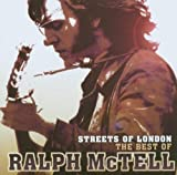 Cubierta del álbum de Streets of London: The Best of Ralph McTell