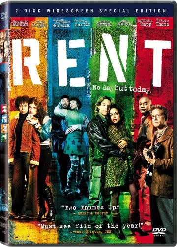 Rent Widescreen Two-Disc Special Edition