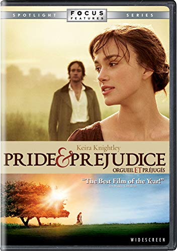Pride and Prejudice w/ Keira Knightley and Matthew MacFayden
