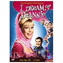 I Dream of Jeannie Dvds