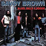 Copertina di album per Blues, Balls and Boogie