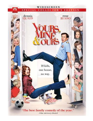 Yours Mine and Ours / Твои мои наши (2005)