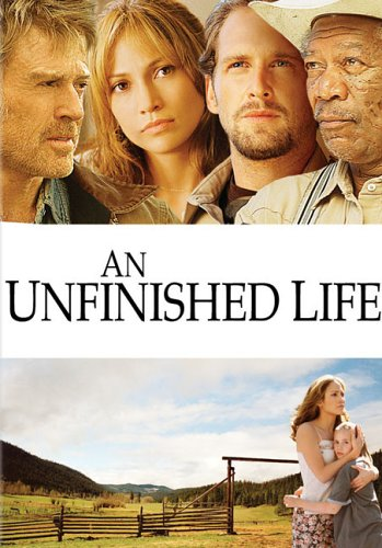 An Unfinished Life DVD