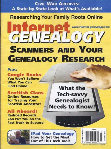 Internet genealogy.