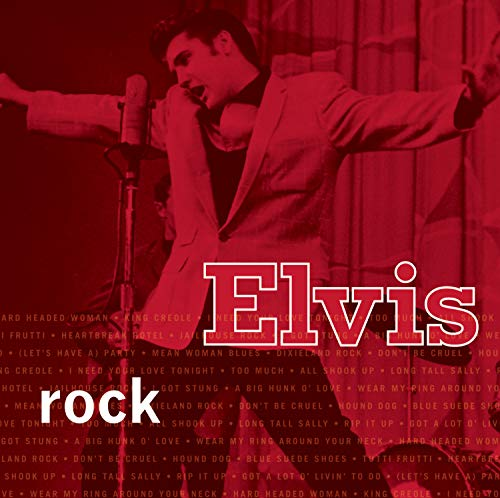 Elvis Presley All Shook Up-Don't Ask Me Why-Too Much-Blue Moon Of Kentucky