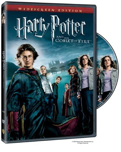 Harry Potter and the Goblet of Fire Single-Disc Widescreen Edition