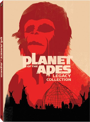 Planet of the Apes: The Legacy Collection Planet of the Apes / Beneath the / Escape from the / Conquest of the / Battle for the