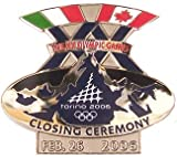 Torino 2006 Olympics Closing Ceremony - Limited Edition 1,000