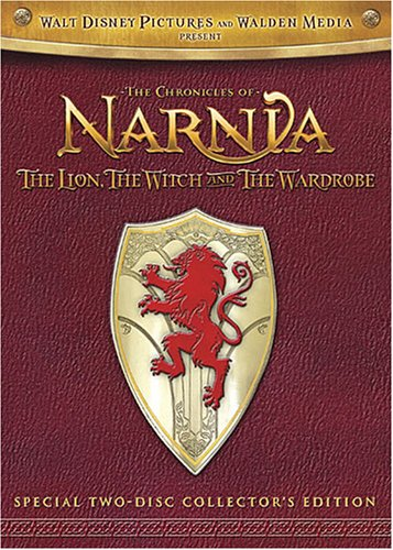 The Chronicles of Narnia - The Lion, Witch and the Wardrobe  DVD