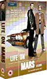 Life On Mars - Series 1 [4 DVDs]