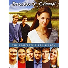 Dawson's Creek Dvds