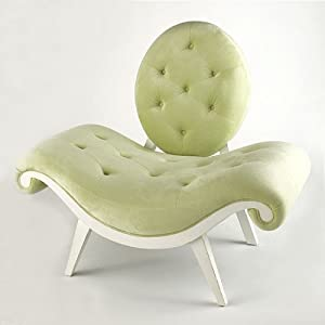Green Funky Chair