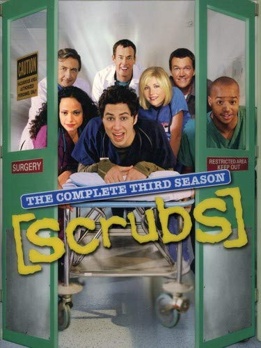 Scrubs - Season 3 DVD