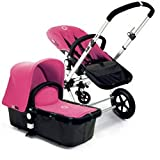 Cameleon Stroller Tailored Fabric - Pink