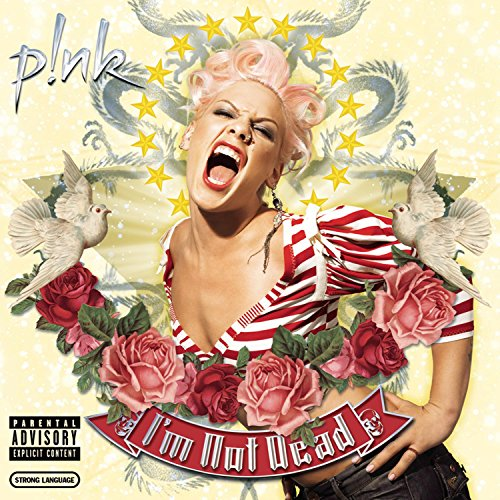 Original album cover of I'm Not Dead by Pink