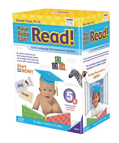 Your Baby Can Read: Early Language Development System