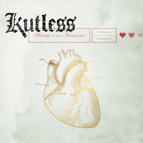 Original album cover of Hearts of the Innocent by Kutless