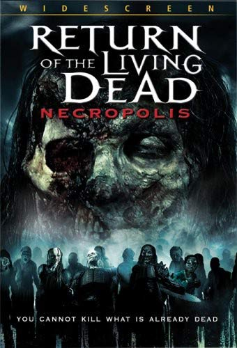 Streaming  Return of the Living Dead 4 : Necropolis