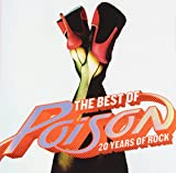 Cover of The Best of Poison: 20 Years of Rock