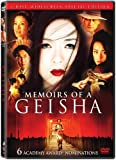 View product details of Memoirs of a Geisha (Widescreen 2-Disc Special Edition) at Amazon