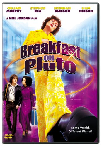 Breakfast on Pluto  DVD