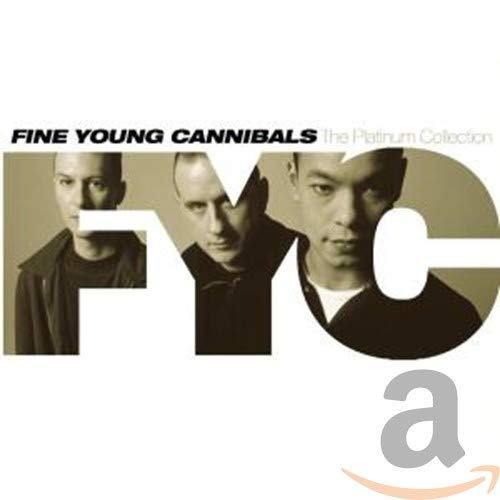 Fine Young Cannibals - The Platinum Collection - Zortam Music