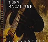 Pochette de l'album pour Tony MacAlpine Collection: The Shrapnel Years